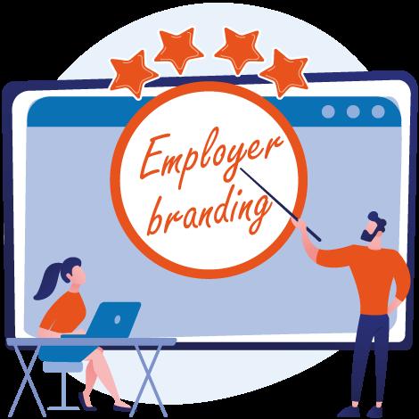 Inbound recruiting: Employer branding