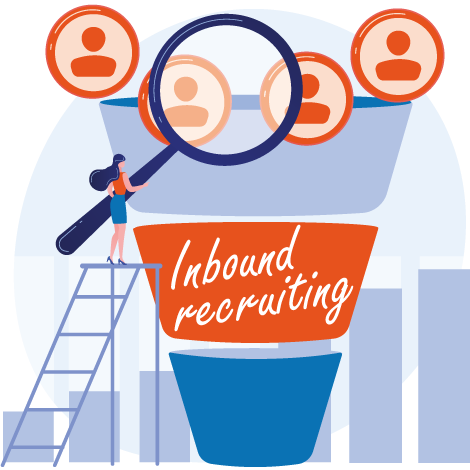 Inbound recruiting: funnel de reclutamiento