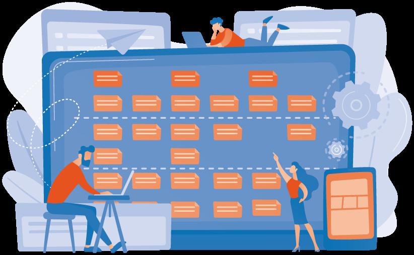 Transformarse en una organización ágil: marcos de trabajo
